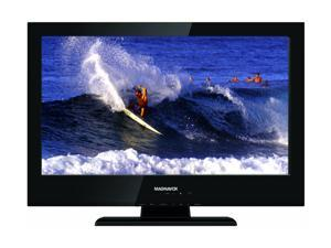 "MAGNAVOX 22MD311B/F7 22"" class (21.6"" Diag.) Black LCD TV with Built-in DVD Player"
