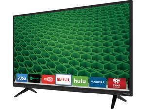 VIZIO D32-D1 32-Inch 1080p HD Smart LED TV - Black