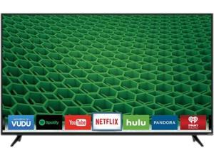 VIZIO D65-D2 65-Inch 1080p HD Smart LED TV - Black