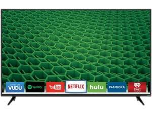 VIZIO D50-D1 50-Inch 1080p HD Smart LED TV - Black