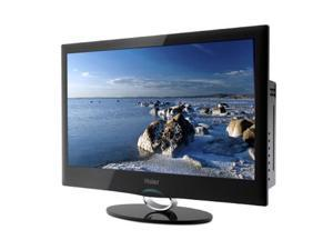 "Haier HLC19SL2 19"" Black 720p LED-LCD HDTV With Built-In DVD Player"