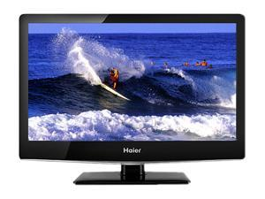 "Haier LEC19B1320 19"" Class (18.5"" Measured) Black Combo TV"