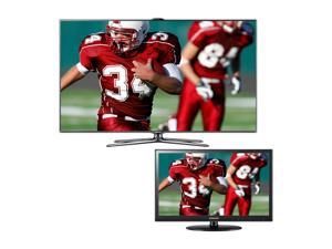 "Samsung 60"" Class (60.0"" Diag.) 1080p 240Hz LED HDTV bundled with UN22D5003 LED TV UN60ES7500/UN22D5003"