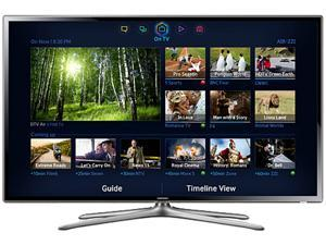 "Samsung 60"" Smart 1080p 240 CMR LED HDTV With Wi-Fi - UN60F6350A"