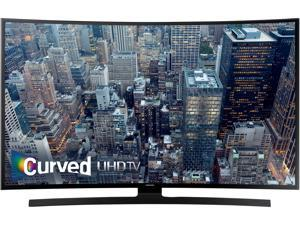 Samsung UN55JU6700FXZA 55-Inch 2160p 4K UHD Smart Curved LED TV - Black (2015)
