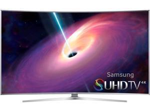 Samsung UN88JS9500FXZA 88-Inch 2160p 4K SUHD Smart Curved 3D LED TV - Silver (2015)