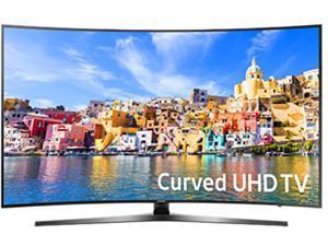 Samsung UN78KU7500FXZA 78-Inch 2160p 4K UHD Smart Curved LED TV - Black (2016)