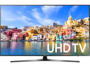Samsung UN65KU7000FXZA 65-Inch 2160p 4K UHD Smart LED TV - Black (2016)