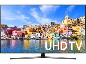 Samsung UN40KU7000FXZA 40-Inch 2160p 4K UHD Smart LED TV - Black (2016)