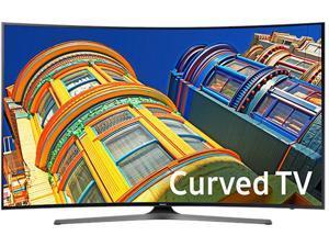 Samsung UN49KU6500FXZA 49-Inch 2160p 4K UHD Smart Curved LED TV - Black (2016)