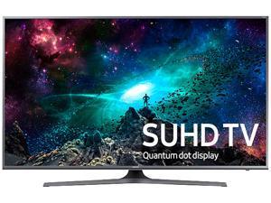 "Samsung 55"" 4K LED-LCD HDTV UN55JS7000FXZA-A"