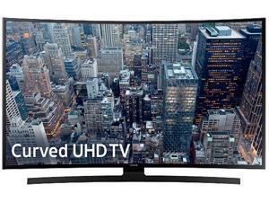 """Samsung JU6700 55"""" 3-D Ready 4K 120Hz LED-LCD HDTV - UN55JU6700FXZA-A"""