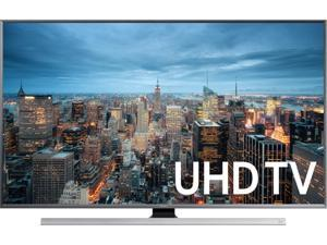 "Samsung 55"" 3-D Ready 4K 240 Hz LED-LCD HDTV - UN55JU7100FXZA-A"