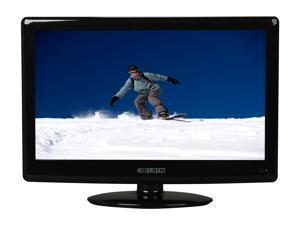 """Curtis LEDVD1975A 19"""" Black 60Hz 720p LED TV/DVD Combo"""