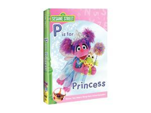Sesame Street: Abby & Friends - P Is for Princess (DVD / NTSC)
