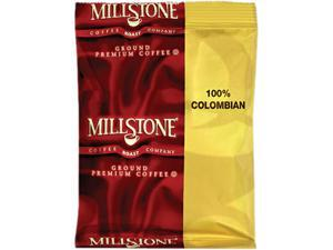 Millstone 64102 Gourmet Colombian Coffee, 1 3/4 oz Packet, 40/Carton