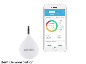 iHealth BG1 Align Glucose-Monitoring System