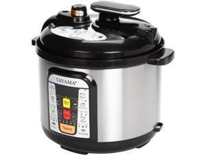 Tayama 5-Quart 5-in-1 Multi-Cooker and Pressure Cooker B8