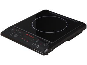 Supentown SR-964TB 1300W Induction Cooktop, Black