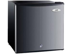 Sunpentown 1.5 cu.ft. net 1.6 cu.ft. Upright Freezer Black UF-150SS