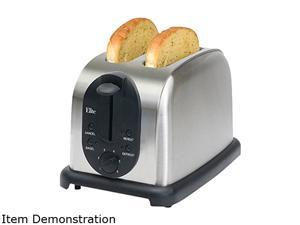 MAXI-MATIC ECT-200 Stainless Steel 2 Slice Toaster