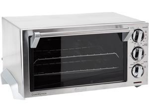 DeLonghi EO1270 Silver Convection Toaster Oven