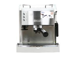 DeLonghi EC702 15 Bar Pump Driven Machine Silver