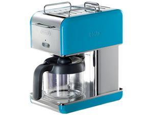 DeLonghi DCM04BLUE Blue 10 Cup kMix Drip Coffee Maker