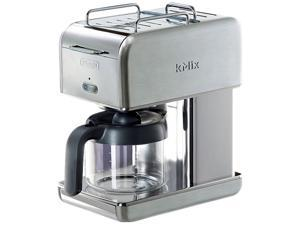 DeLonghi DCM04SS Stainless steel 10 Cup kMix Drip Coffee Maker