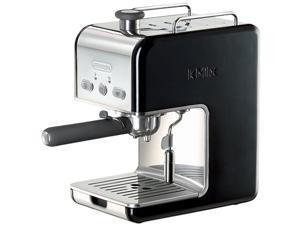 DeLonghi DES02BLACK Kmix 15 Bars Pump Espresso Black