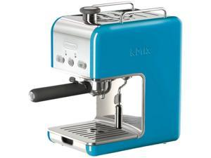 DeLonghi DES02BLUE Kmix 15 Bars Pump Espresso Blue