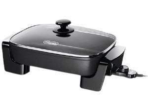 DeLonghi BG45 Black Electric Skillet