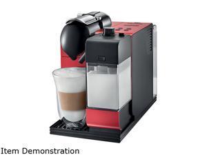 DeLonghi EN520R LATTISSIMA PLUS Espresso Maker Red