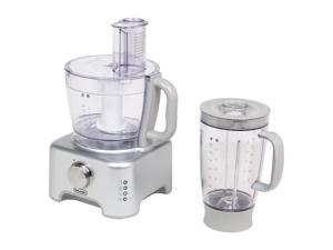 DeLonghi DFP735 12-Cup Dual-Drive Double-Function Food Processor