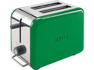 DeLonghi DTT02GR Green kMix 2-Slice Toaster