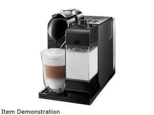 DeLonghi EN520BK Black Nespresso Lattissima Capsule Espresso/Cappuccino Machine