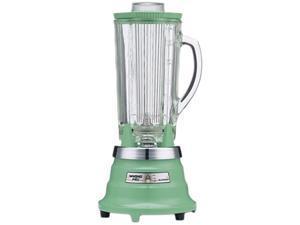 Waring Pro PBB212 Retro Green 40 oz. Jar Size Professional Food and Beverage Blender 2 speeds
