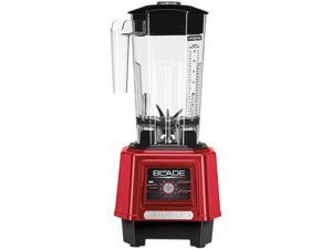 Waring Pro 2-HP Commercial The Blade 48 oz. Kitchen Blender KB500MR Metallic Red