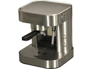 KRUPS XP601050 Mechanical Pump Espresso Silver