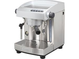KRUPS XP618050 Pump Espresso Silver