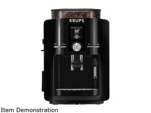 KRUPS EA8250J4 Espresseria Full Automatic Espresso Machine Black