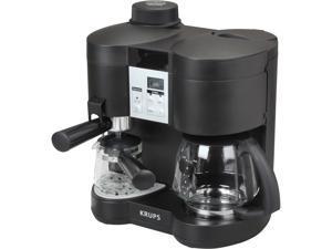 KRUPS XP160050 Combi Steam Espresso Machine