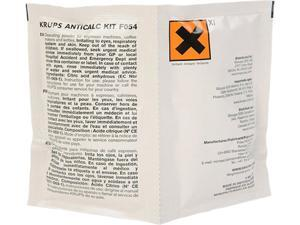 KRUPS F054 Descaling Powder for Coffee and Espresso Makers