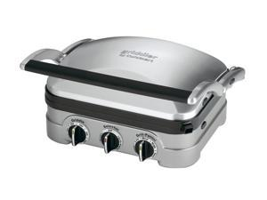 Cuisinart 12.5x9.5-in. Electric Griddler