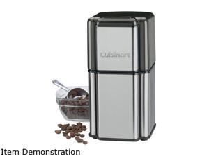 Cuisinart DCG-12BC Stainless Steel Grind Central Coffee Grinder