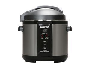 Cuisinart CPC600 6 Quart 1000 Watts Electric Pressure Cooker (Stainless Steel)