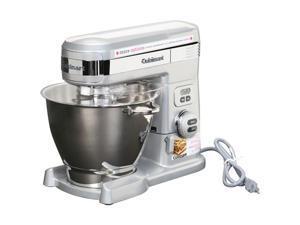 Cuisinart SM-55BC 5.5 Quart Stand Mixer Silver