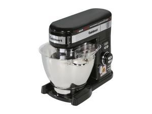 Cuisinart 5.5 Quart Stand Mixer (Black) - Sm-55bk