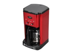 Cuisinart DCC-1200MR Red Brew Central 12-Cup Programmable Coffeemaker
