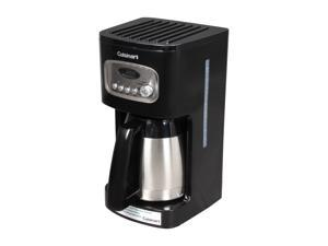 Cuisinart DCC-1150BK Black 10-Cup Programmable Thermal Coffeemaker